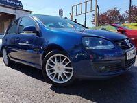 Volkswagen Golf TDi 2.0 TDI GT SPORT DPF 170PS (blue) 2008