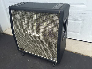 Cabinet Marshall 1960AX avec celeetion G12T75