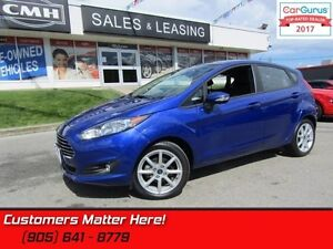 2015 Ford Fiesta SE  SYNC, Aluminum Wheels, Steering Wheel Audio