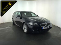 2012 BMW 520D M SPORT ESTATE 1 OWNER BMW SERVICE HISTORY FINANCE PX WELCOME