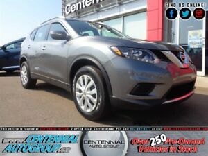 Nissan Rogue S | AWD | Bluetooth, Backup Camera, Sat. Radio 2015