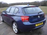 BMW 1 SERIES 120d XDrive Sport