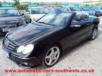 2005 Mercedes-Benz CLK200 Kompressor 1.8 auto Sport