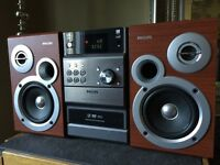 Philips hifi with DVD output