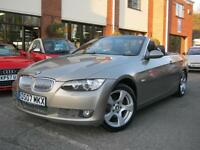 2007 07-Reg BMW 320i SE Convertible,GEN 42,000 MILES!!! BIG SPEC,FACTORY NAV!!!!