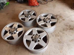 "20"" Denali wheels 8 bolt for sale"