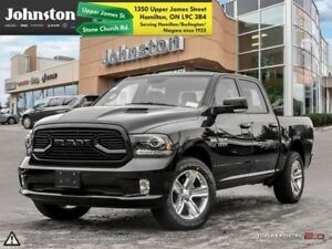 2018 Ram 1500 Sport  - Leather Seats -  Cooled Seats - $139.51 /