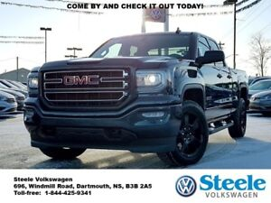 2018 GMC SIERRA 1500 Elevation - One Owner, Trade In, Low Mileag