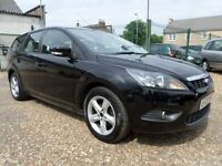 Ford Focus 1.6 ZETEC (black) 2009