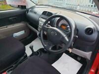 2006 Daihatsu Sirion 1.0 S HATCHBACK Petrol Manual