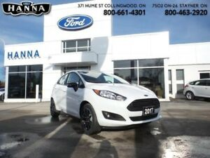 2017 Ford Fiesta SE Hatch  Hatchback - Automatic