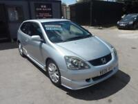2005 05 HONDA CIVIC 1.6 i-VTEC SPORT 3 DOOR