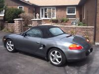 2002 Porsche Boxster Coupe (2 door)