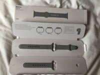Genuine Apple Watch Sport Band 38mm Fog