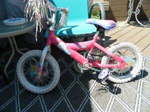BARBIE BICYCLE.