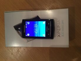 Sony Ericsson Xperia Mini Pro X10 (U20i) - Full Working Order
