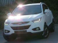 2014 Hyundai Ix35 1.7 CRDi SE 5dr (Nav) SUV Diesel Manual