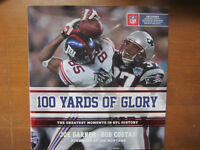 100 Yards of Glory: The Greatest Moments in NFL History + DVD