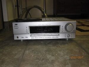 JVC 5.1 Surround Receiver
