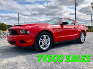 2011 Ford Mustang V6 305HP CERTIFIED