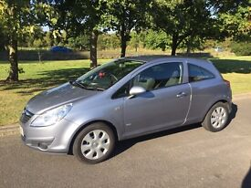 2009 Vauxhall Corsa 1.2 16v Club with Aircon
