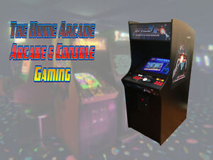 New The Home Arcade Full Size Cabinet with 6,500+ games & Wty
