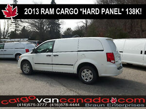 2O13 Ram C/V CARGO VAN from $58OO other 2010 - 2015 & more