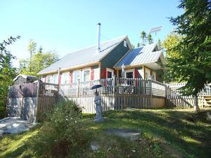 Chalet bord de l'eau 30, Lac Bellevue, Hébertville-Station Lac-Saint-Jean Saguenay-Lac-Saint-Jean image 1