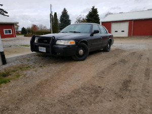 2010 Crown Victoria Interceptor $3500OBO