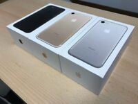 UNLOCKED IPHONE 7 BRAND NEW AND WARRANTY