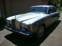 Rolls Royce Silver Shadow- Originaly owned by Sam the Record Man