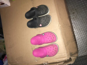 Girls fancy shoes and open toes size - 11 , 12 , 13 and 1