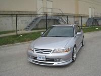 2002 Honda Accord EX-L V6 Sedan