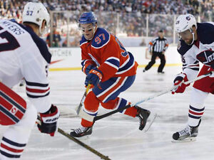 OILERS VS. JETS - Sunday, Dec. 11 - 2 or 4 Lower Bowl Seats