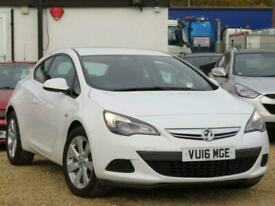 image for 2016 Vauxhall Astra GTC 1.4i Turbo Sport (s/s) 3dr