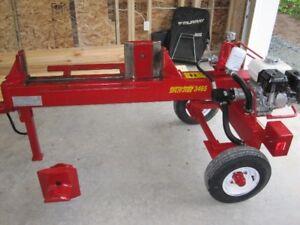 Wood Splitter For Rent