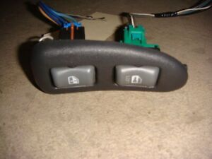 Pontiac Grand Prix power window and door lock switches