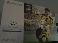 Xbox one S 500 GB £235