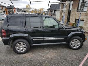 Jeep Liberty 2007 Édition Limited