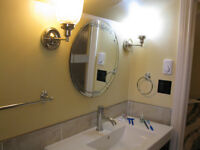Three rooms suite with bathroom & kitchenette