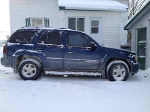 2003 Chevrolet Trailblazer LT VUS