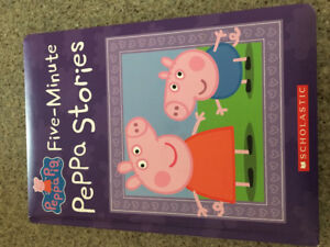 8 Peppa Pig Stories in One Book