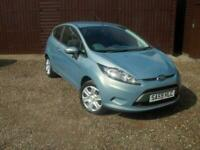 2009 Ford Fiesta 1.2 STYLE 3d 59 BHP Hatchback Petrol Manual