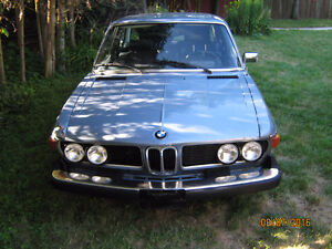 RARE 1975 BMW 3.0Si (Bavaria)