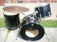 3 PC Drum Kit +
