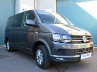 2018 Volkswagen Transporter T6 Highline SWB Kombi T30 150PS 2.0L TDI Manual Comb