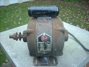 HOOVER BALL BEARING ELECTRIC MOTOR FOR SALE