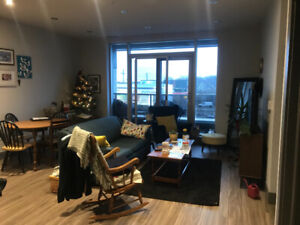 PointNorth 1 bedroom + Den apartment in North End of Halifax