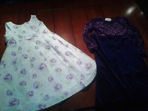 Summer dresses, Size 8, 10 & 12
