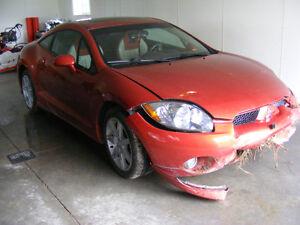 2007 Mitsubishi Eclipse GT Coupe (2 door)